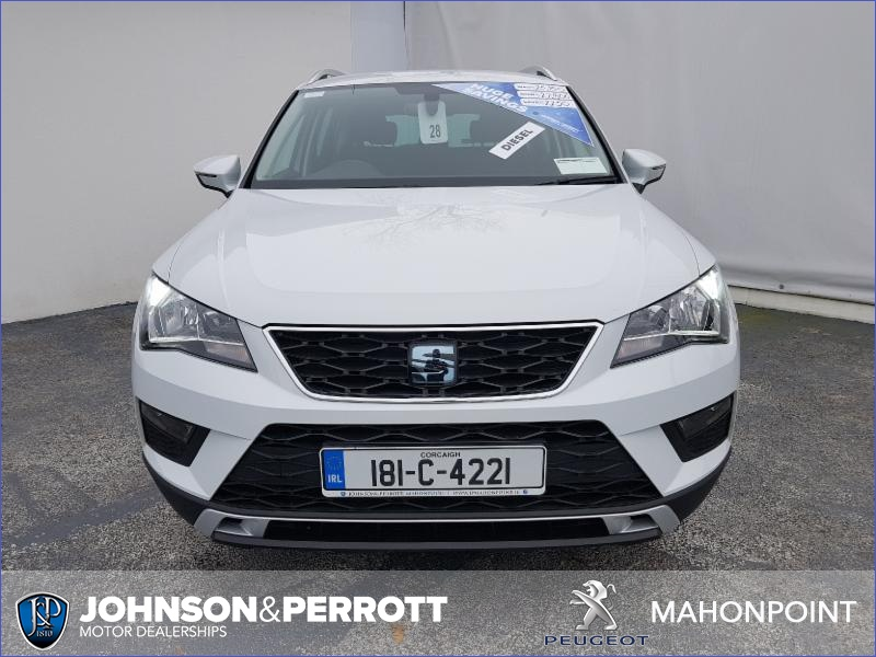 SEAT SEAT Ateca (181) BEST COLOUR AS NEW (FULLY SANITISED)