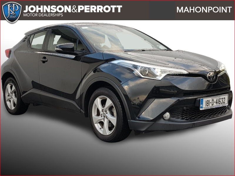 Toyota Toyota C-HR (181) 1.2 LUNA VERY LOW KMS (FULLY SANITISED)