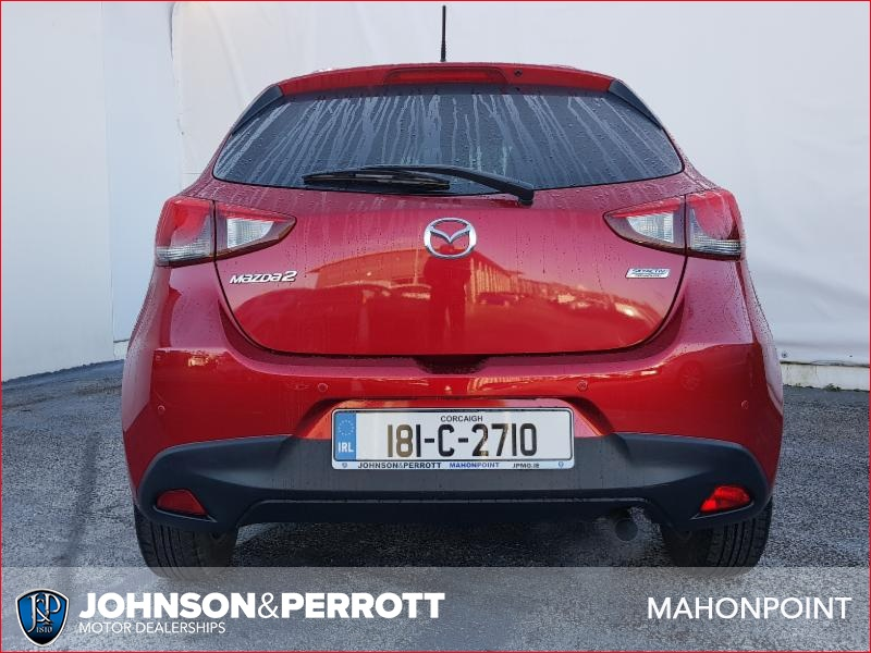 Mazda Mazda 2 (181) 1.5  EXEC SPEC 4DR DONT MISS THIS ONE (FULLY SANITISED)