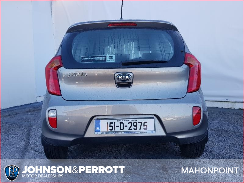 Kia Kia Picanto (151) LX 4DR LOW KMS DONT MISS THIS ONE (FULLY SANITISED)