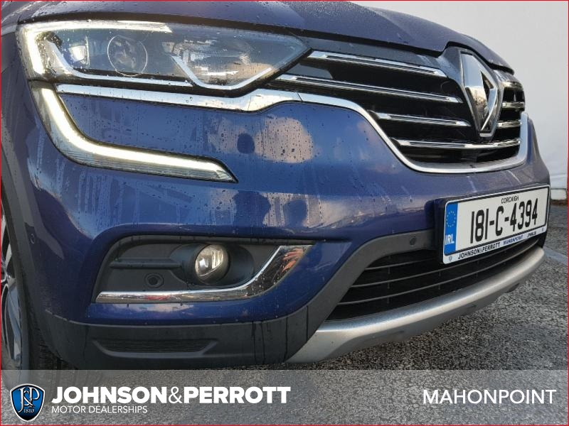 Renault Renault Koleos (181) DYNAMIQUE SAT NAV 1.6 DIESEL IMMACULATE CONDITION (FULLY SANITISED)