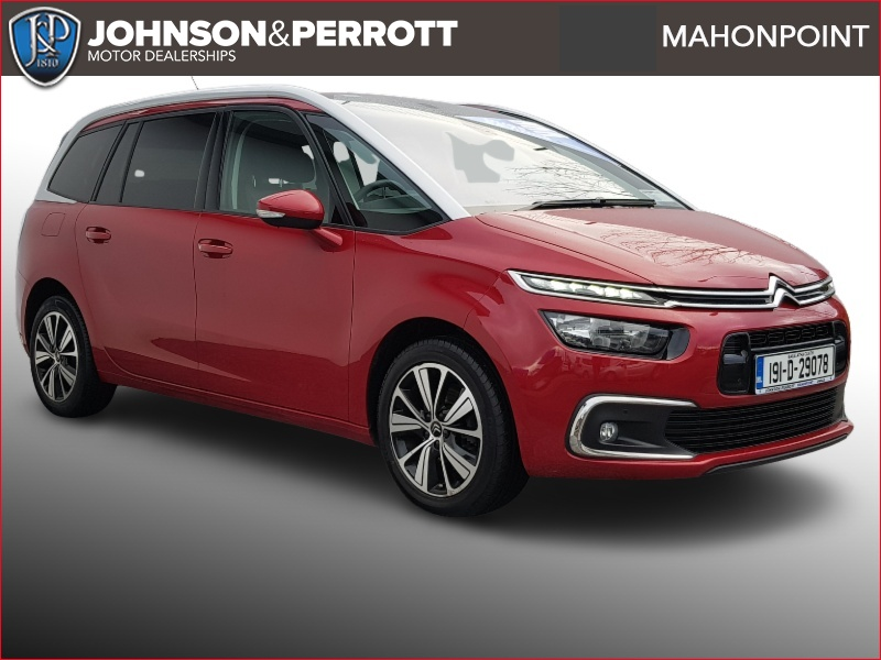 Citroen Citroen C4 (191) PICASSO FEEL BLUEHDI 120 4D LOW KMS AS NEW (FULLY SANITISED)