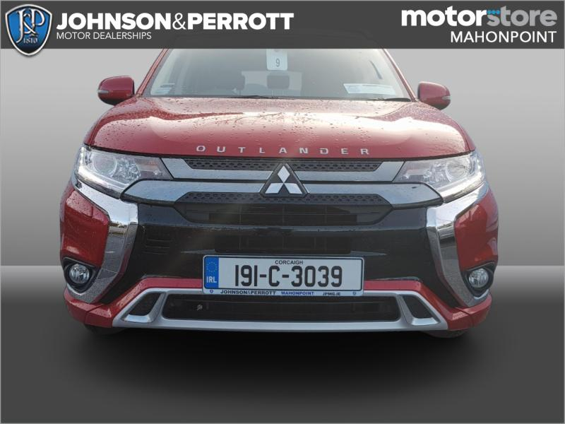 Mitsubishi Mitsubishi Outlander (191) PHEV TINY KMS AS NEW DONT MISS THIS ONE (FULLY SANITISED)