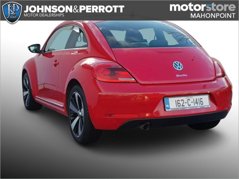 Volkswagen Volkswagen Beetle (162) DSN 1.2TSI M6F BMT 105 BEST COLOUR COMBINATION DONT MISS THIS ONE (FULLY SANITISED)