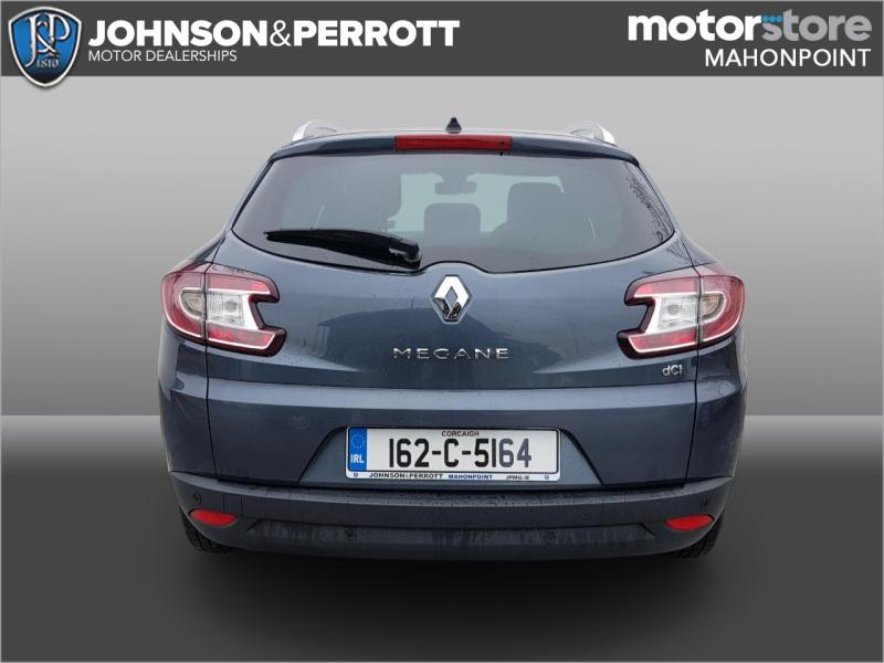 Renault Renault Grand Megane (162) LIMITED 1.5 DCI 9 AS NEW LOW KMS (FULLY SANITISED)