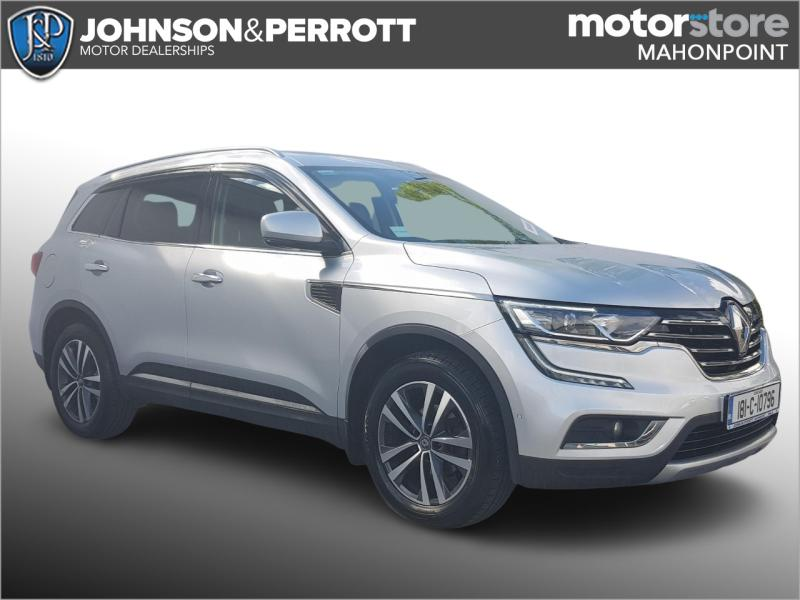 Renault Renault Koleos (181) DYNAMIQUE S NAV DCI 130 BEST COLOUR IMMACULATE CONDITION (FULLY SANITISED)