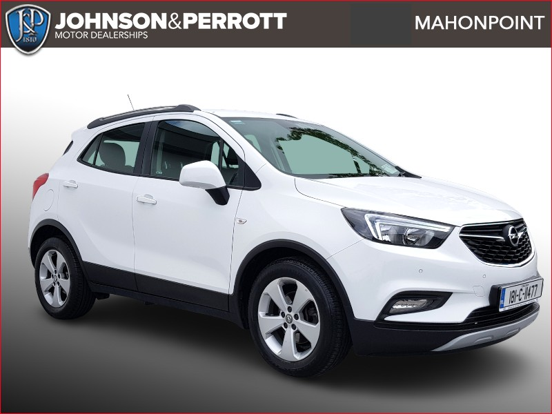 Opel Opel Mokka (181) SC 1.4T 140PS FWD 4DR LOW KMS BEST COLOUR (FULLY SANITISED)