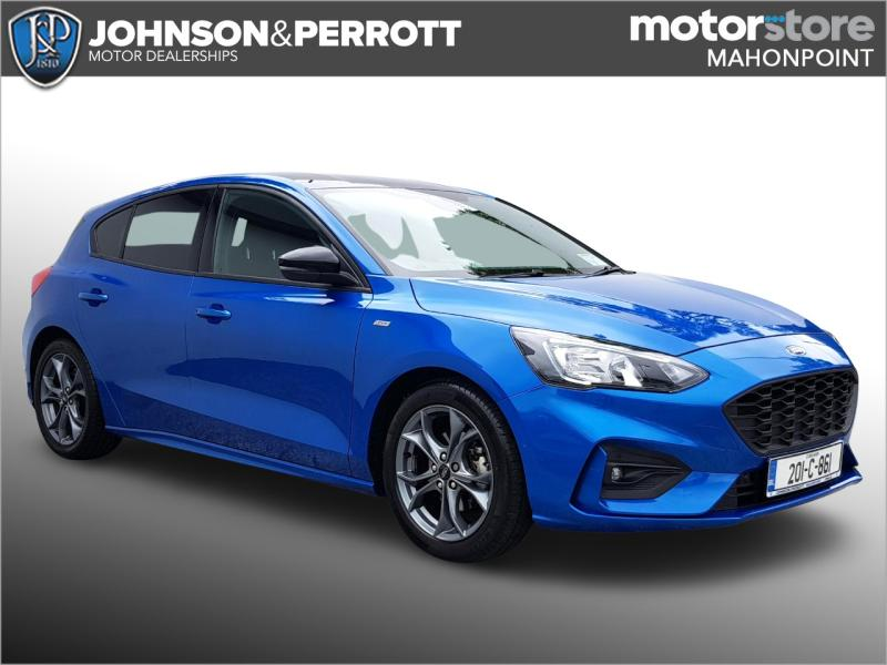 Ford Ford Focus (201) ST-LINE 5D 1.0T 125 S6.2 TOP SPEC AS NEW (FULLY SANITISED)