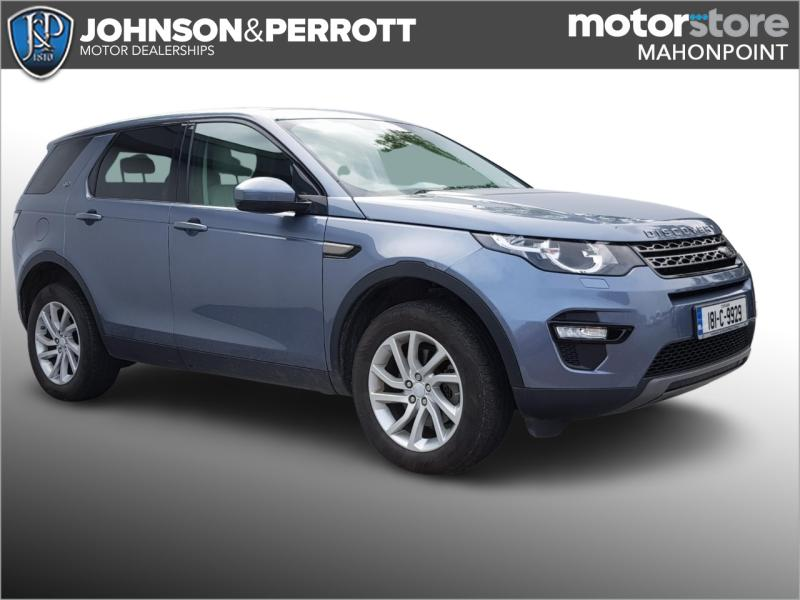 Used Land Rover Discovery 2018 in Cork