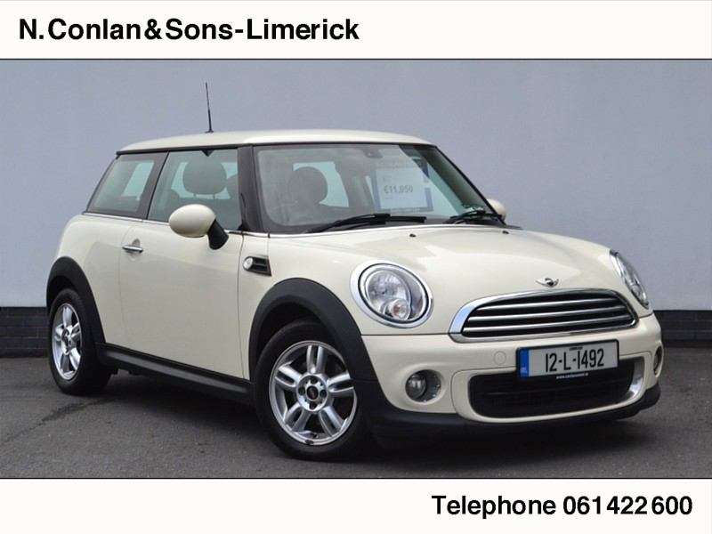 Used Mini One 2012 in Limerick
