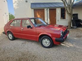 1980 Honda Civic NO RUST VERY CLEAN €3,250