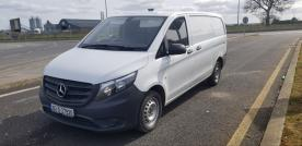 Mercedes-Benz Vito LWB very low miles €12,950