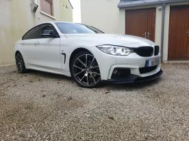 2015 BMW 4 Series M-sport Grand coupe €23,500