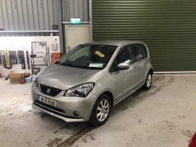 2018 SEAT Mii 1.0  5DR AUTOMATIC €9,250