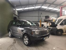 2006 Land Rover Range Rover Sport CREW CAB HSE 5seat  €6,750