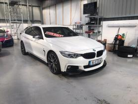 2015 BMW 4 Series GRAN COUPE M SPORT 4DR €23,250