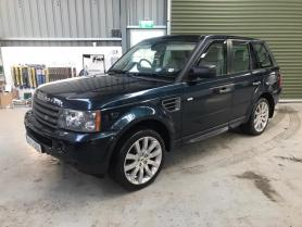 2008 Land Rover Range Rover Sport CREW CAB TDV6 HSE 5DR €10,950