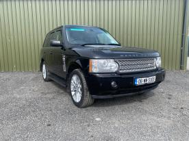 Land Rover Rangerover CREW CAB HSE 333 TAX LOW MILEAGE €9,250