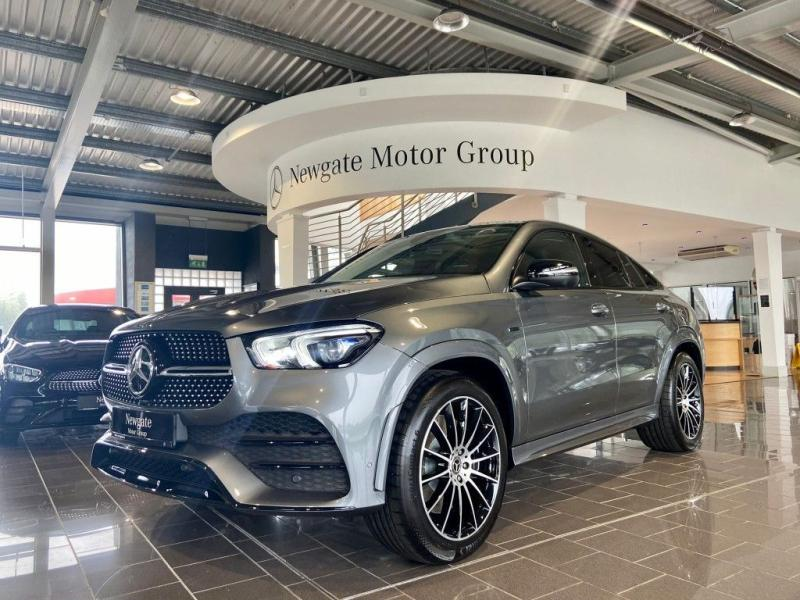 Used Mercedes-Benz GLE-Class 2021 in Meath