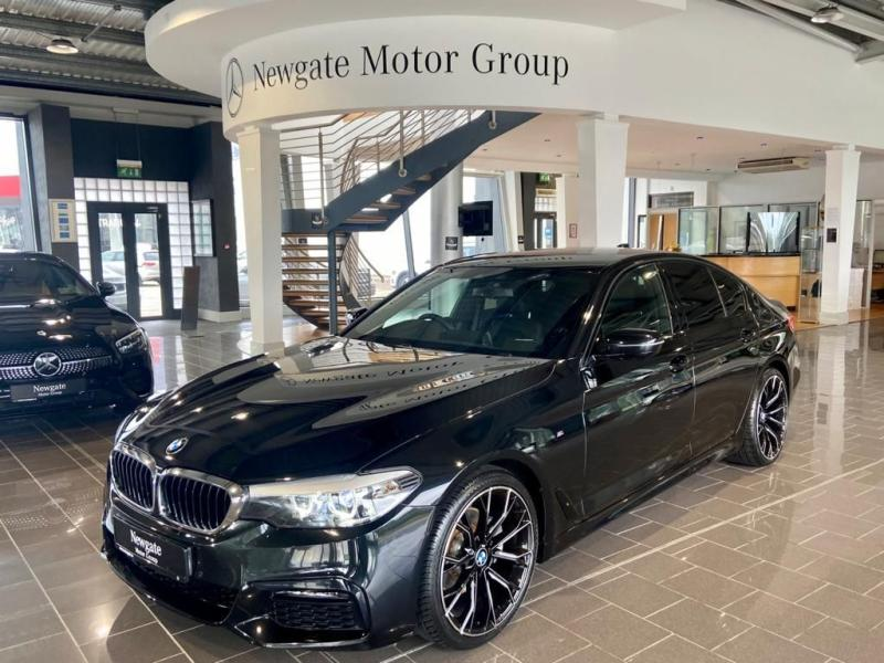 Used BMW 5 Series 2019 in Meath