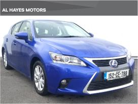 2015 Lexus CT 200H MC EXECUTIVE **AUTOMATIC HYBRID** €16,500
