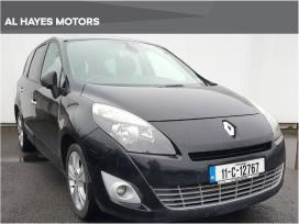 2011 Renault Grand Scenic 1.5 DIESEL  DCI AUTOMATIC
