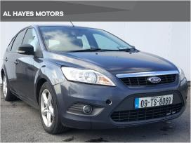 2009 Ford Focus 1.6 TDCI ZETEC **TRADE SALE** €1,950