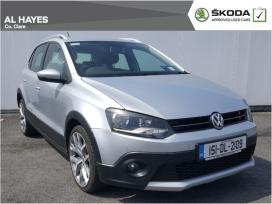 2015 Volkswagen Polo CROSS 1.4TDI  €11,500