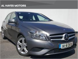 2014 Mercedes-Benz A-Class  A SERIES 160 CDI URBAN**BEIGE LEATHER** €12,950