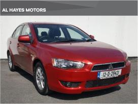 2012 Mitsubishi Lancer 1.8 DIESEL **150BHP** FLASH SALE €5,000