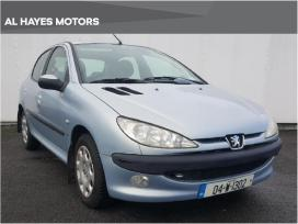 2004 Peugeot 206 LX 1.4***AUTOMATIC***NCT MARCH 2021 €2,000