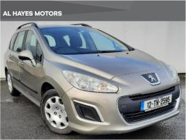 2012 Peugeot 308 1.6 HDI SW ACCESS***ESTATE MODEL*** €5,500