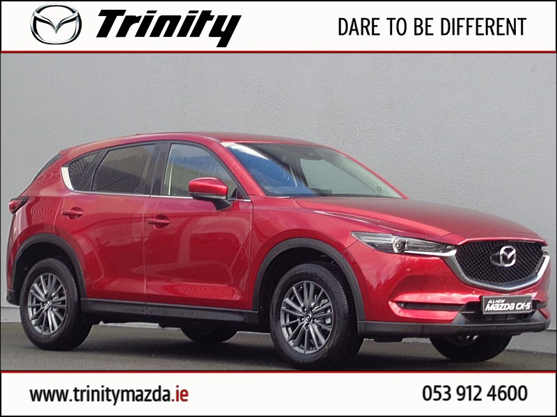2018 Mazda CX-5 EXECUTIVE 2.2D 150PS COMMERCIAL  Price €27,425