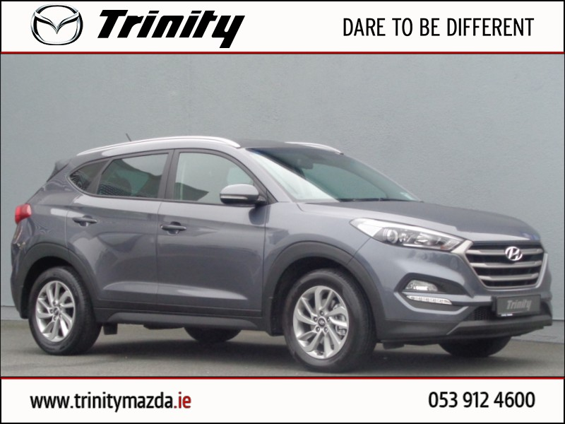 2017 Hyundai Tucson COMFORT 5DR €101/WEEK WITH ZERO DEPOSIT Price €21,950