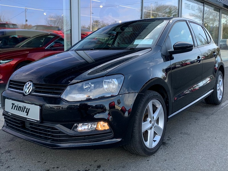 2017 Volkswagen Polo 1.0 FUN EDITION ** STUNNING CONDITION ** TRINITY MOTORS ** Price €12,950