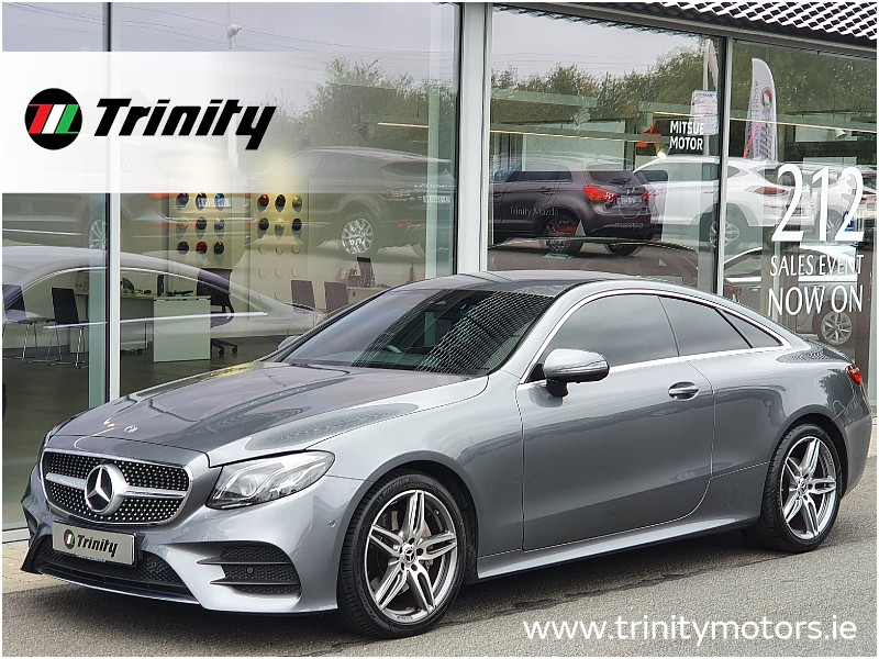 Used Mercedes-Benz E-Class 2019 in Wexford