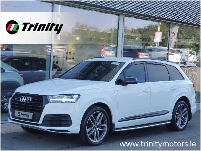 Used Audi Q7 2018 in Wexford