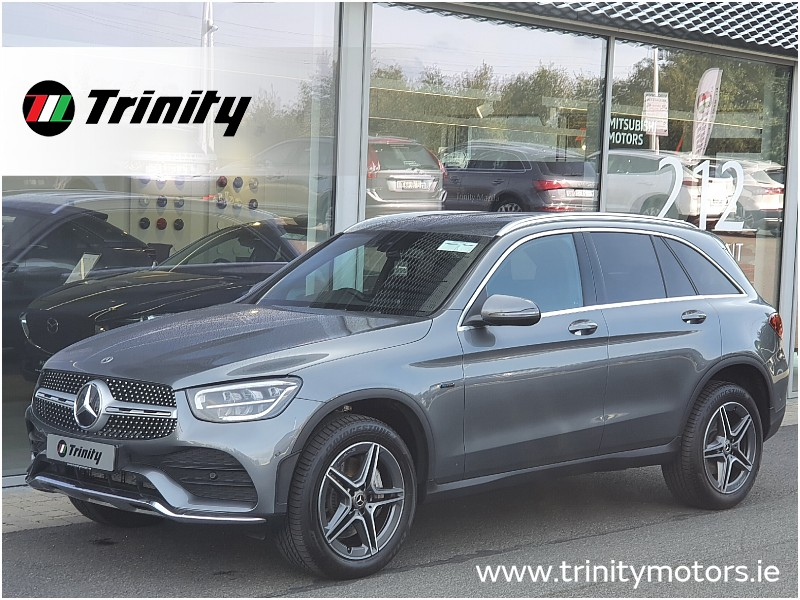 Used Mercedes-Benz GLC-Class 2021 in Wexford