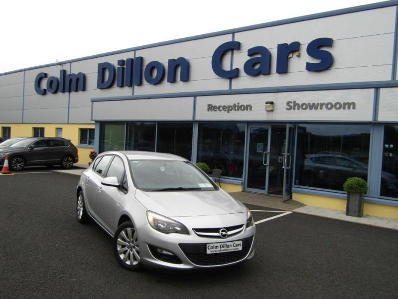 Used Opel Astra 2014 in Donegal