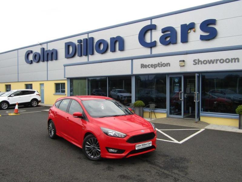 Used Ford Focus 2018 in Donegal