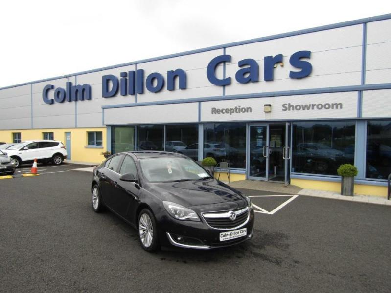 Used Opel Insignia 2016 in Donegal