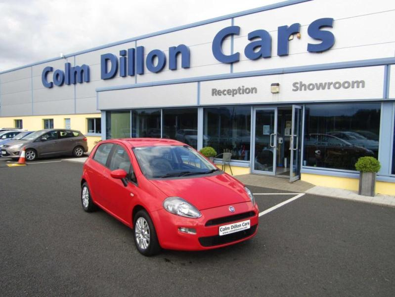 Used Fiat Punto 2012 in Donegal