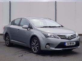 2015 Toyota Avensis LUNA 4 2.0 D4D 6SPEED*STRAIGHT DEAL PRICE LISTED SPECIAL OFFER PRICE ADD €1,500 WHEN TRADE IN* €13,450