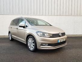 2016 Volkswagen Touran HLINE BMT 1.6 TDI 6SPEED 110BHP*SALE NOW ON STRAIGHT DEAL OFFERS* €21,000