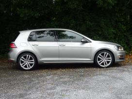 2017 Volkswagen Golf HL SPORTS 1.2TSI 6SPEED 110BHP €18,950