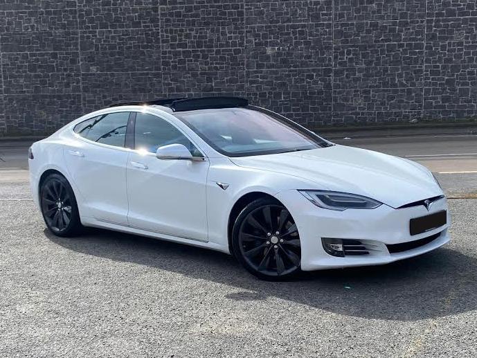 Used Tesla Model S 2017 in Dublin