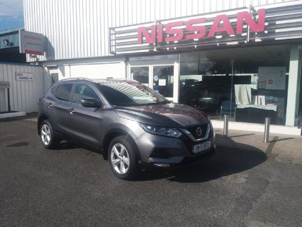 Used Nissan Qashqai 2019 in Tipperary