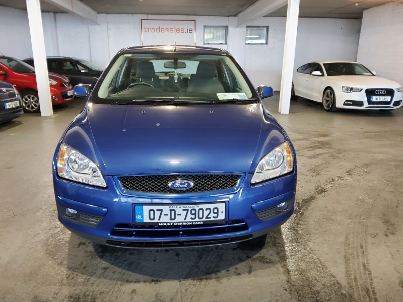 Ford Focus STYLE 1.4 80PS 5DR