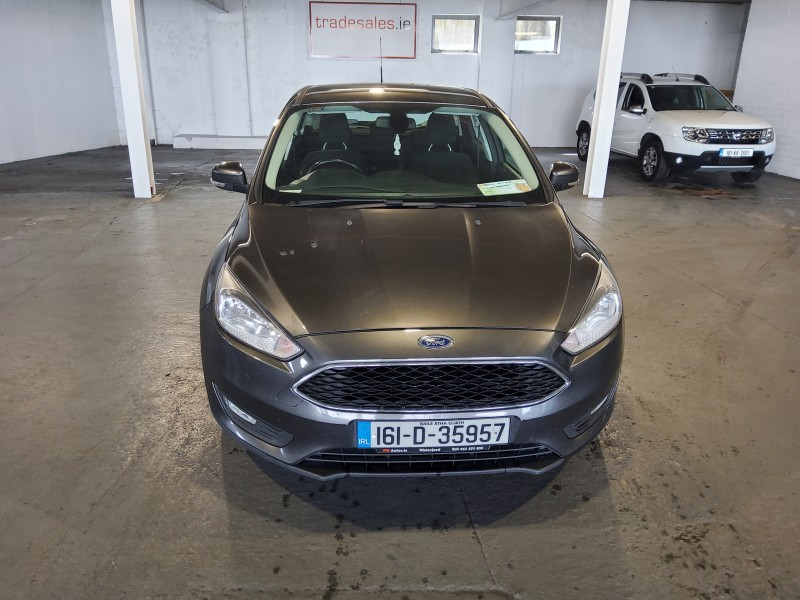 Ford Focus STYLE 1.5 TD 95PS 6SPD 4