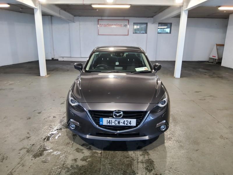 Mazda 3 (150PS) PLATINUM 4DR